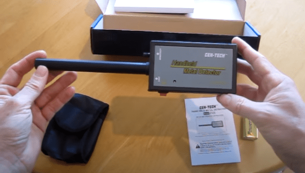 Harbor Freight Metal Detector Pinpointer